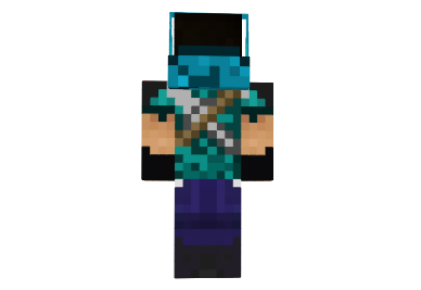 Herobrine-hunter-hd-skin-1.png