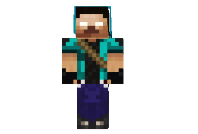 Herobrine-hunter-hd-skin.png