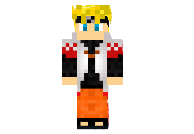 Naruto Tails Minecraft Skin Related Keywords Suggestions - Skins para minecraft orochimaru