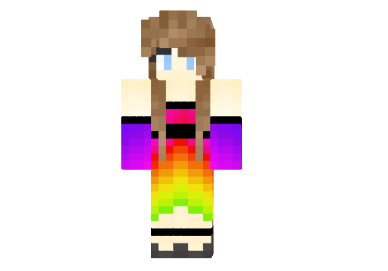 Raibow-dress-girl-read-skin.png