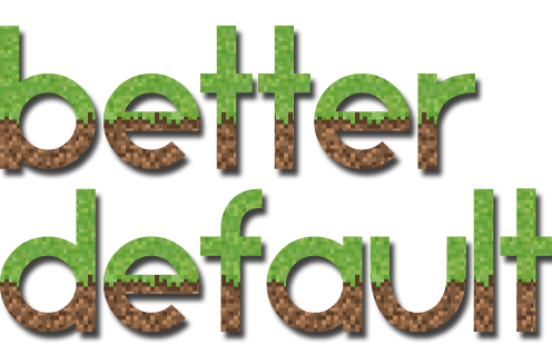 http://img.niceminecraft.net/TexturePack/Betterdefault-texture-pack.png