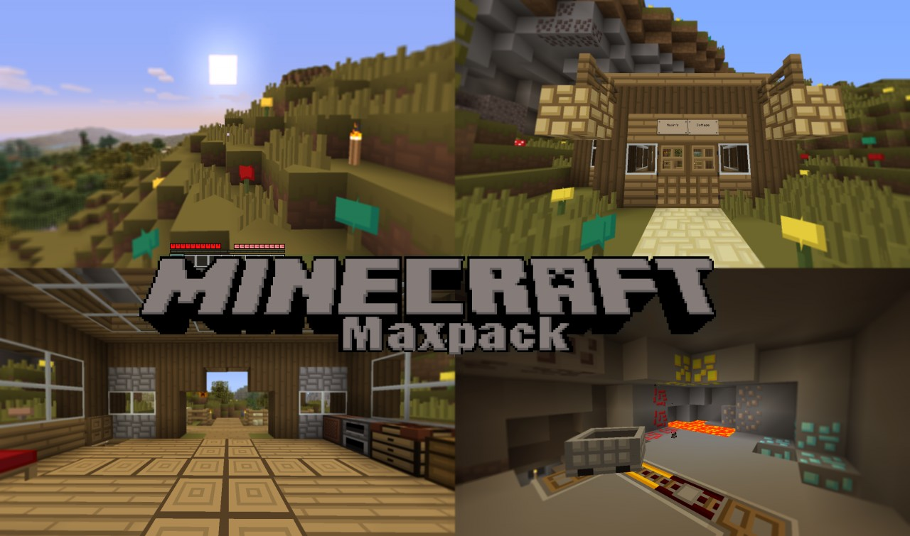Download Free Minecraft Maps 1.5 1.5.1