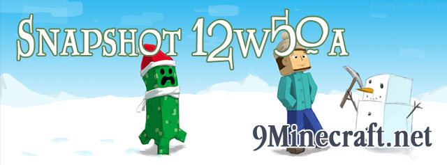 http://img.niceminecraft.net/Update/Minecraft-Snapshot-12w50a.jpg