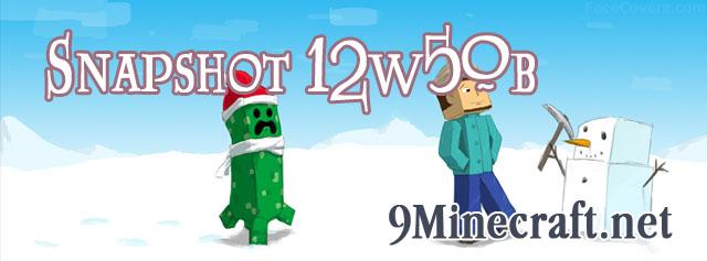 http://img.niceminecraft.net/Update/Minecraft-Snapshot-12w50b.jpg